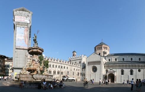 Trento Piazza Duomo