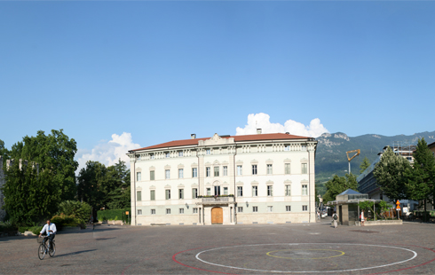 Trento Piazza Fiera