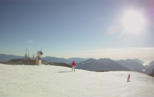 Snowboard – Paganella